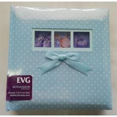 Фотоальбом EVG 10x15x200 Baby blue