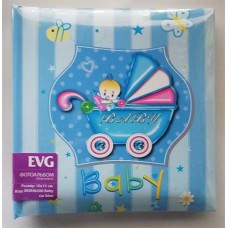 Фотоальбом EVG 10x15x200 Baby car blue
