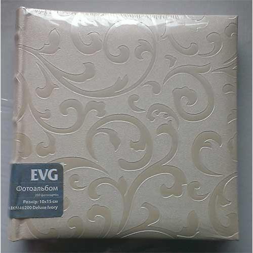 Купить Фотоальбом EVG 10x15x200 Deluxe Ivory