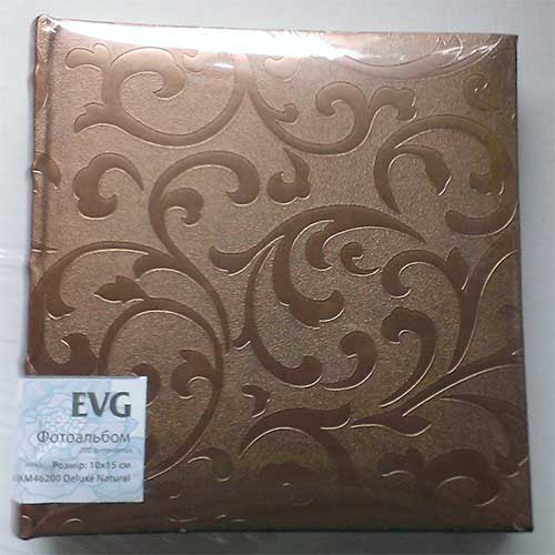 Купить Фотоальбом EVG 10x15x200 Deluxe Natural