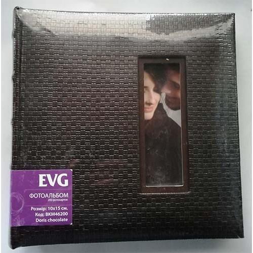 Купить Фотоальбом EVG 10x15x200 Doris chocolate