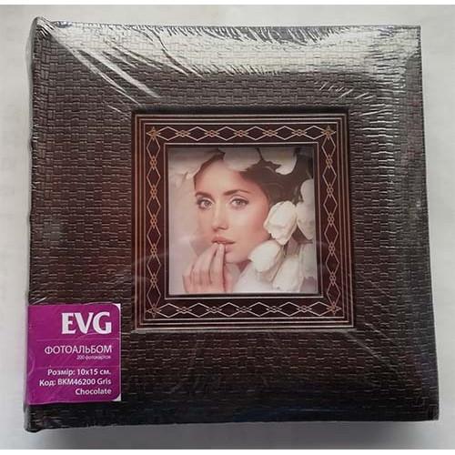 Купить Фотоальбом EVG 10x15x200 Gris Chocolate