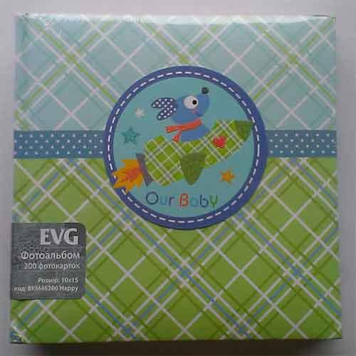 Купить Фотоальбом EVG 10x15x200 Happy