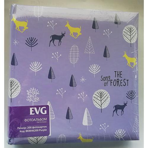 Купить Фотоальбом EVG 10x15x200 Purple