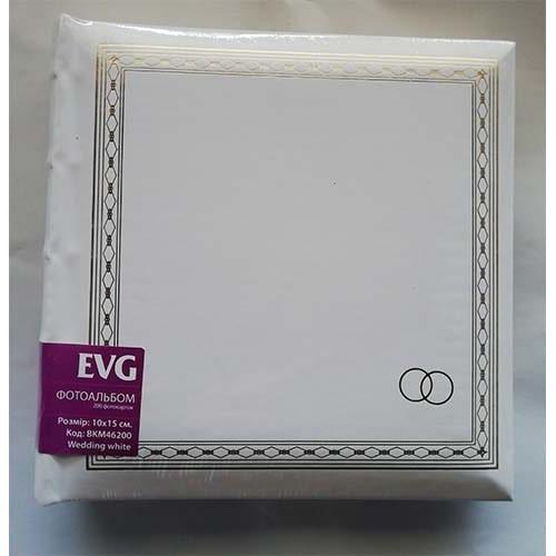 Купить Фотоальбом EVG 10x15x200 Wedding white