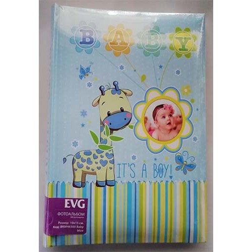 Купить Фотоальбом EVG 10x15x300 Baby blue