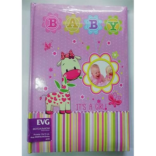 Купить Фотоальбом EVG 10x15x300 Baby pink