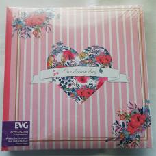 Фотоальбом EVG S29x29 20л Flower heart