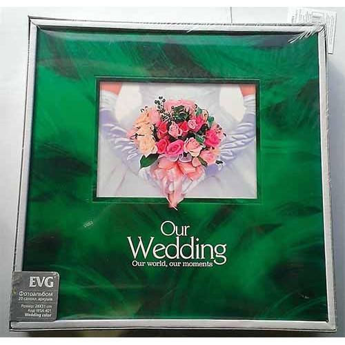 Купить Фотоальбом EVG S29x32 20л Wedding Color