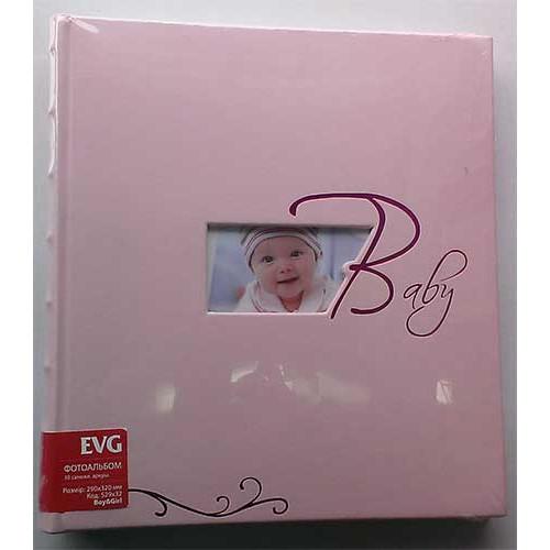 Купить Фотоальбом EVG S29x32 30л Boy&Girl
