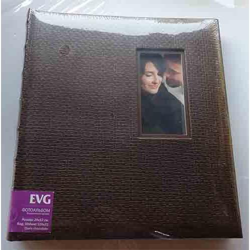Купить Фотоальбом EVG S29x32 30л Doris chocolate