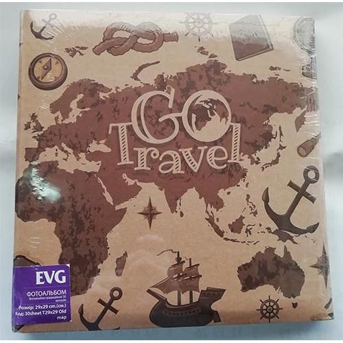 Купить Фотоальбом EVG T29x29 30л Old Map