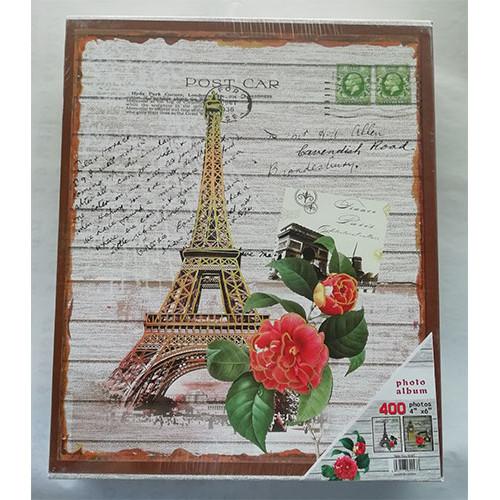 Купить Фотоальбом Foto 10x15x400 Роза в коробке