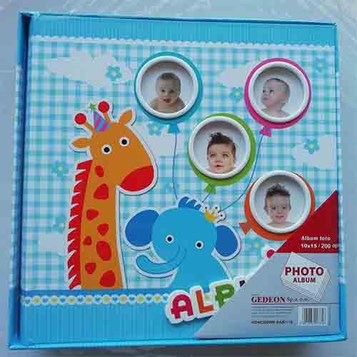 Купить Фотоальбом Gedeon 10x15x200 Baby-18 Box