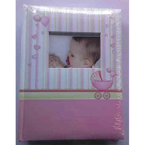 Купить Фотоальбом Gedeon 10x15x200 Baby Chart Цветные страницы