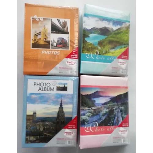 Купить Фотоальбом Gedeon 10x15x200 файлы ассорти