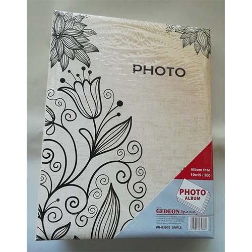 Купить Фотоальбом Gedeon 10x15x300 Simple 2-up
