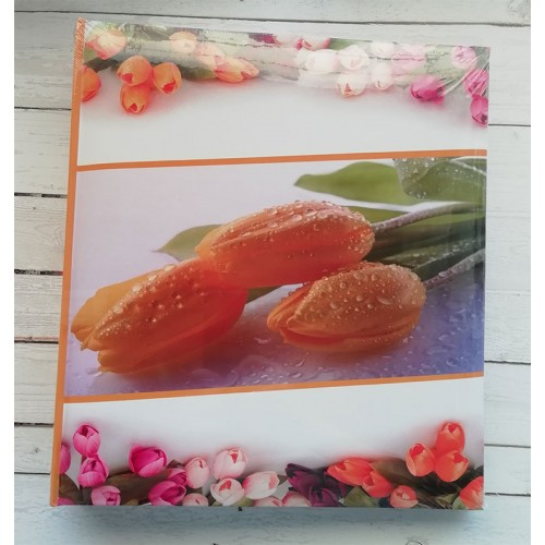 Купить Фотоальбом Gedeon 10x15x500 Flower Love