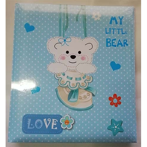 Купить Фотоальбом Gedeon T29x32 30л Teddy bear