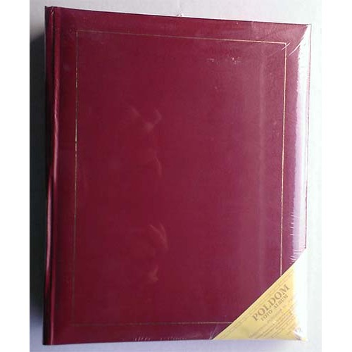 Купить Фотоальбом Poldom T29x32 50л Classic-4 cream pages