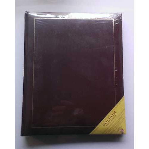 Купить Фотоальбом Poldom T24x29 20л Classic cream pages