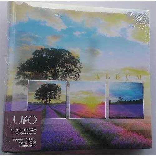 Купить Фотоальбом UFO 10x15x200 Geographic