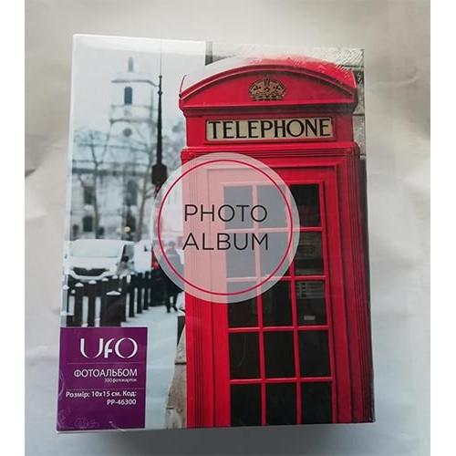 Купить Фотоальбом UFO 10x15x300 46300