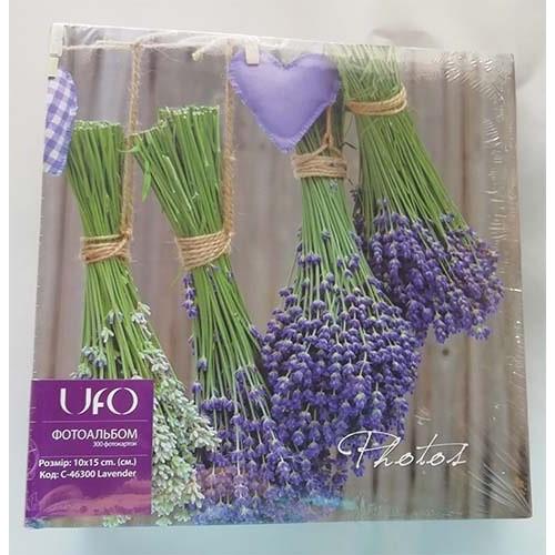 Купить Фотоальбом UFO 10x15x300 Lavender