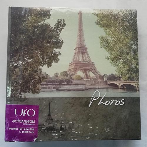 Купить Фотоальбом UFO 10x15x300 Paris