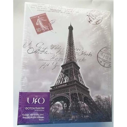 Купить Фотоальбом UFO 10x15x300 Vintage Town
