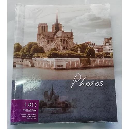 Купить Фотоальбом UFO S26x32 10л Notre-Dame de Paris