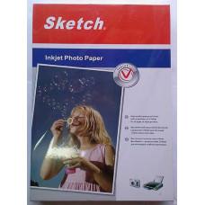 Фотобумага A4 Sketch 240 g/m 100л