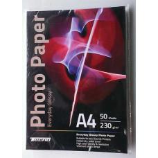 Фотобумага A4 Tecno 230 g/m 50л