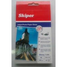 Фотобумага A6 Skiper 200 g/m 20л