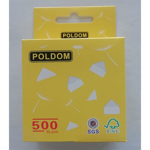 Купить Фотоуголки Poldom 500 шт.