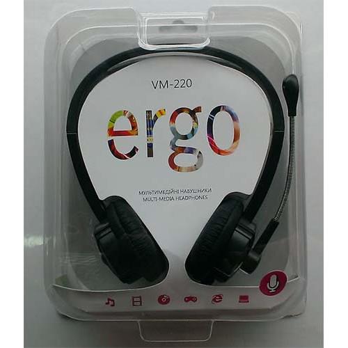 Купить Гарнитура Ergo VM-220