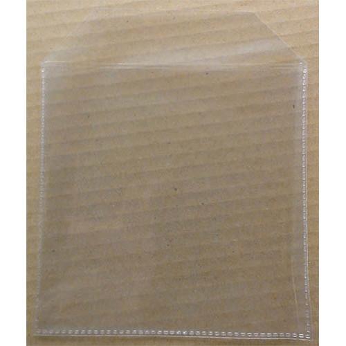 Купить Конверт пластиковый для диска CD/DVD прозрачный