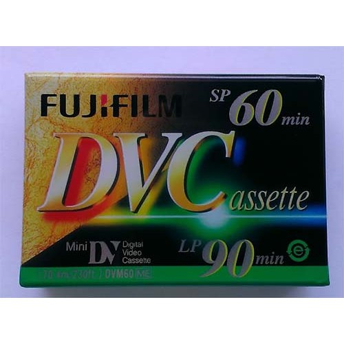 Купить Mini-DV FUJI DVC-60