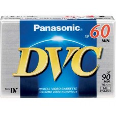Mini-DV Panasonic DVM-60 EF