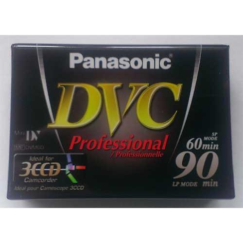 Купить Mini-DV Panasonic DVM-60YE Professional