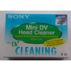Mini-DV Sony чистящая