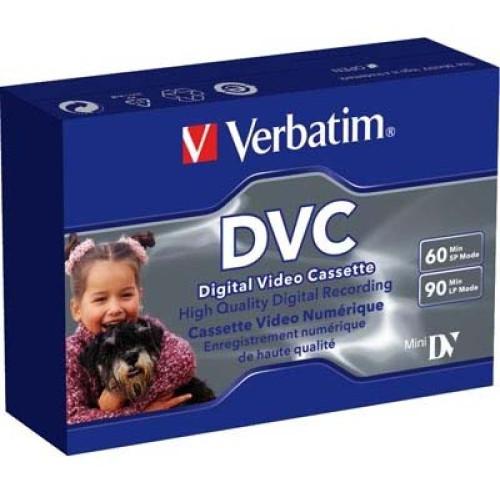 Купить Mini-DV Verbatim DVC-60 EF