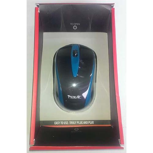 Купить Мышь Havit HV-MS910GT Wireless Blue