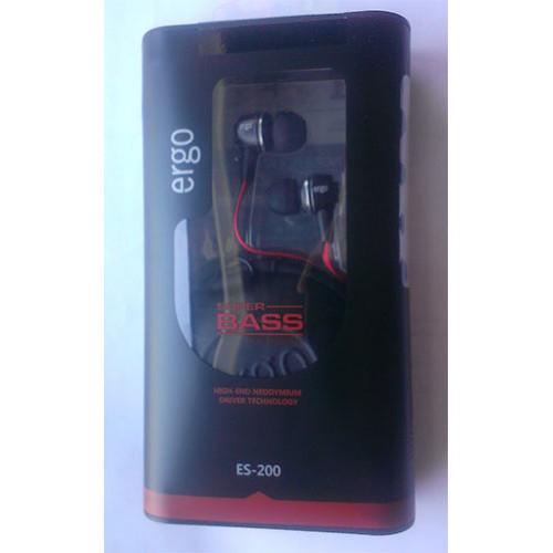 Купить Наушники Ergo ES-200 Black