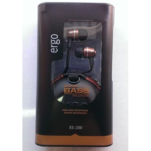 Купить Наушники Ergo ES-200 Bronze