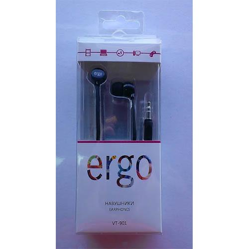 Купить Наушники Ergo VT-901 Black