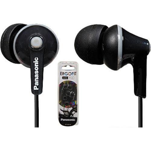 Купить Наушники Panasonic RP-HJE125E-K Black