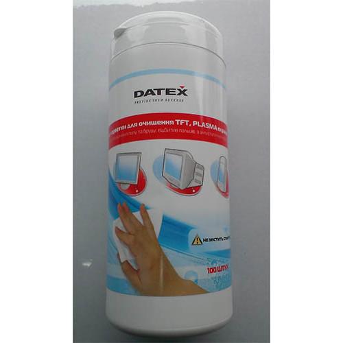 Купить Салфетки Datex для TFT 100шт