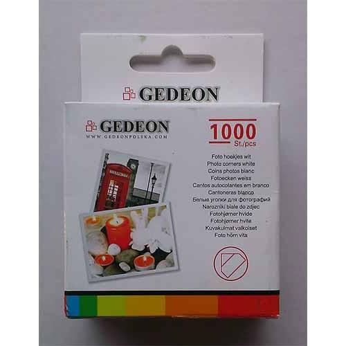 Купить Уголки Gedeon 1000 шт.