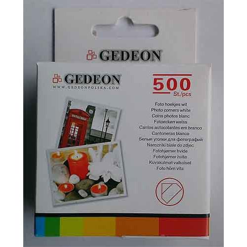 Купить Уголки Gedeon 500 шт.